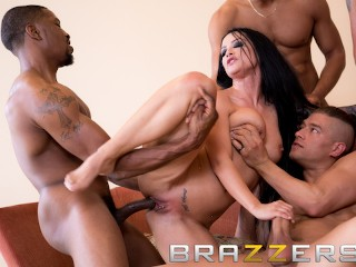 Extreme bdsm couple with young slave