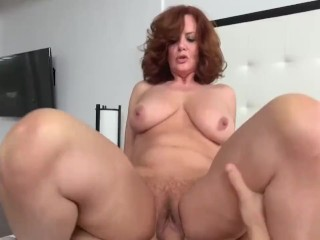 Short red head porn