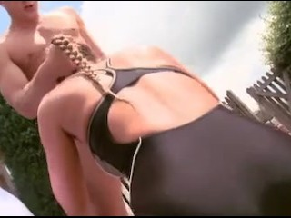Big black booty clip stripper video