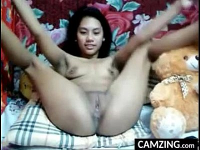 Young teen pussy and ass gape