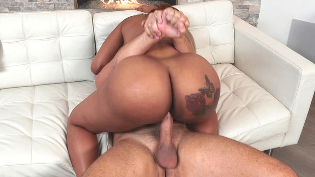 Nude man and woman fucked image